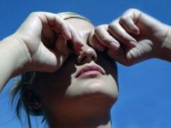 Молитва при болезни глаз