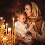 Материнские молитвы о детях, сильные