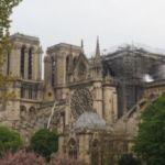 Пожар в Парижском Соборе