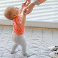 Молитвы на случай, когда младенец долго не ходит