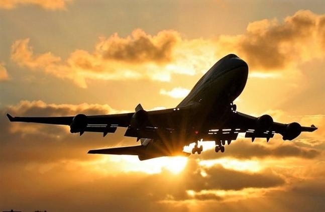 молитва о путешествующих на самолёте