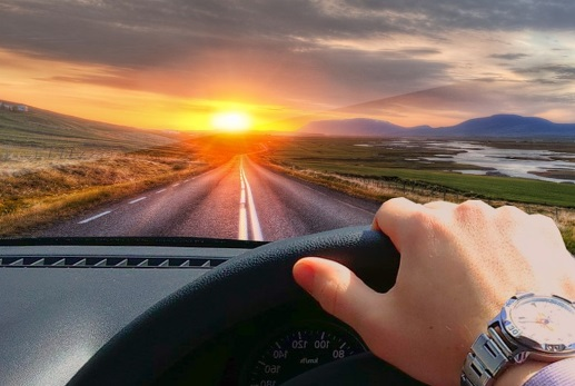 Молитва за водителя который в дороге