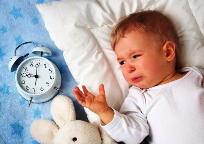 Молитва на ночь читает ребёнок