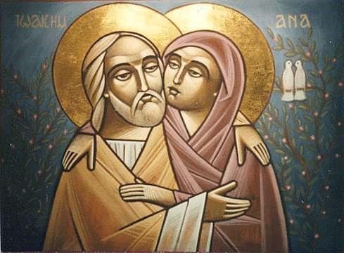 Анна и Иаков