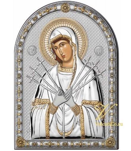 """молитва на возврат долга перед иконой """"Умягчение сердец"""""""