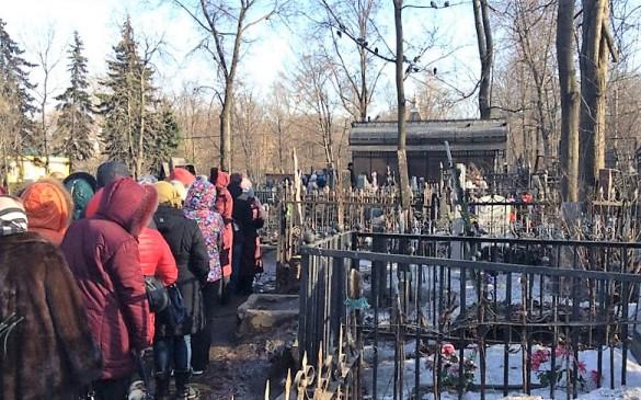 молитвы к матроне московской