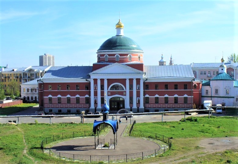 казанский икона, женский монастырь