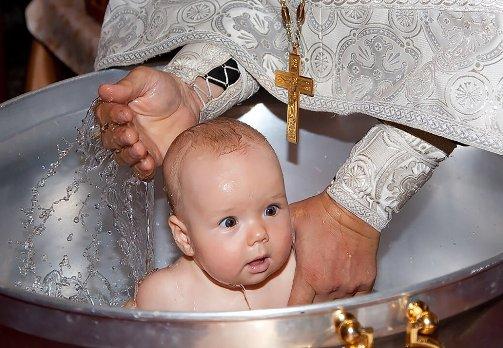 срочное крещение